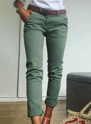 Women's Skinny Pants (118207707)