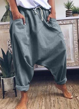 Women's Loose Pants (100546974)