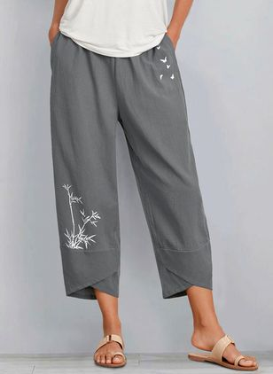 Women's Loose Pants (4209432)