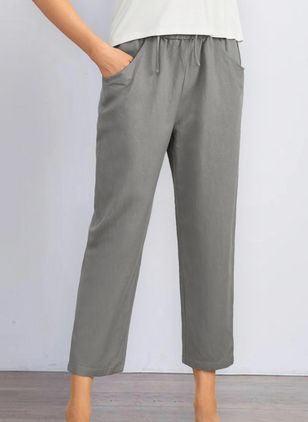 Women's Straight Pants (4209420)