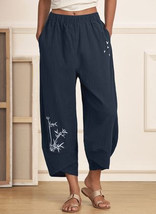 Women's Loose Pants (106703340)