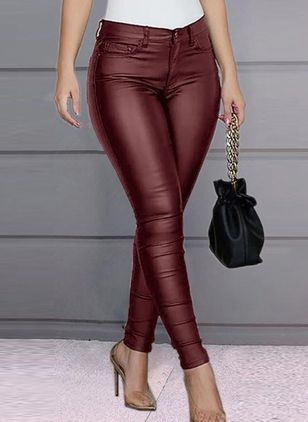 Women's Skinny Pants (118207744)