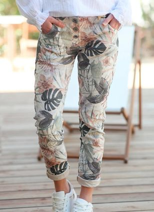 Women's Skinny Pants (100546725)