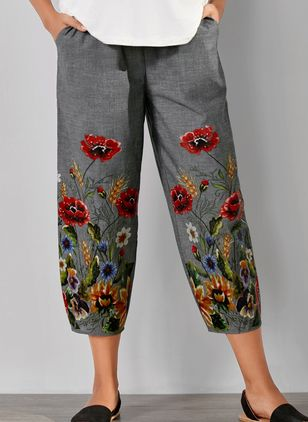Women's Loose Pants (100546926)