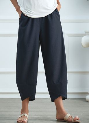 Women's Loose Pants (106588039)