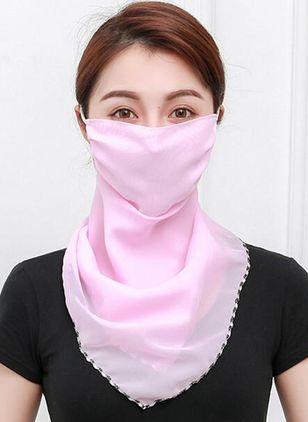 Casual Solid Scarves (1518099)