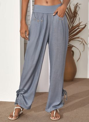 Women's Loose Pants (106588037)