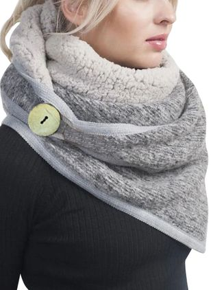 Casual Solid Scarves (122028948)
