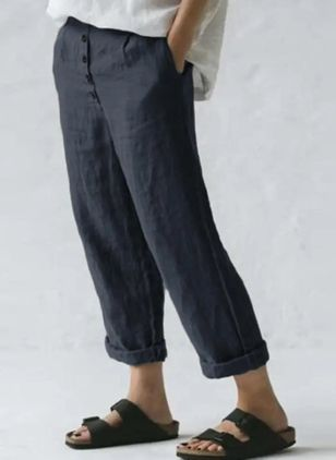 Women's Straight Pants (4209321)