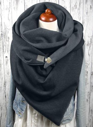 Casual Color Block Scarves (128228173)