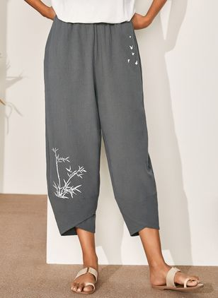 Women's Loose Pants (4044031)