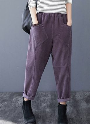 Women's Loose Pants (128228181)