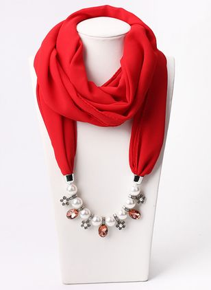 Casual Solid Scarves (122028789)