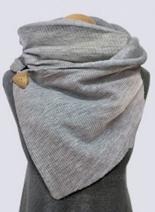 Casual Solid Scarves (146780869)