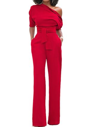 Half Sleeve Jumpsuits & Rompers (1399253)